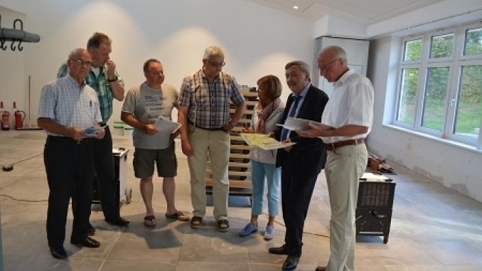 Die CDU vor Ort in Engelhelms